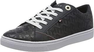 Tommy Hilfiger Tommy Jacquard Leather Sneaker Women's Sneakers
