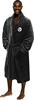 Officially Licensed NFL Men's Silk Touch Lounge Robe