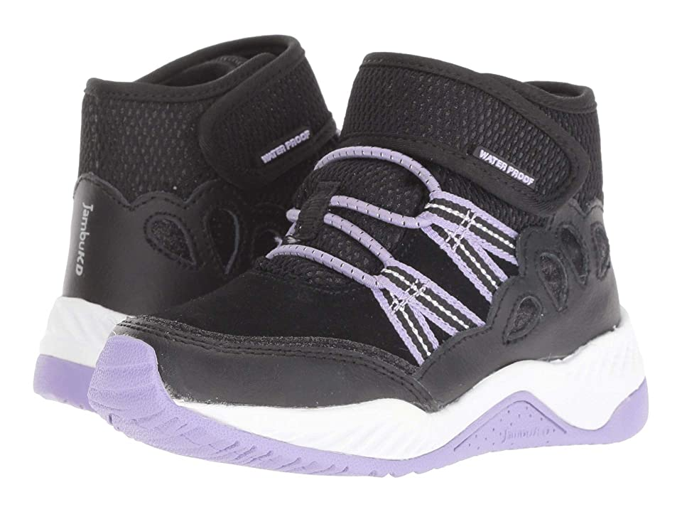 Jambu Kids Willow (Toddler/Little Kid/Big Kid) (Black) Girl