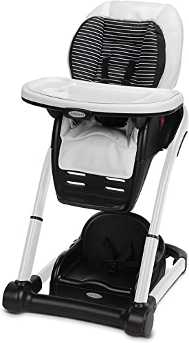 Graco Blossom 6 in 1 Convertible High Chair, Studio, 22.5x41x29 Inch (Pack of 1)