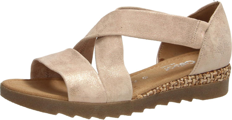 Gabor Comfort Damen Sandaletten rame (Grata (Grata (Grata amb 62711-94 beige 262827  8c5ccc