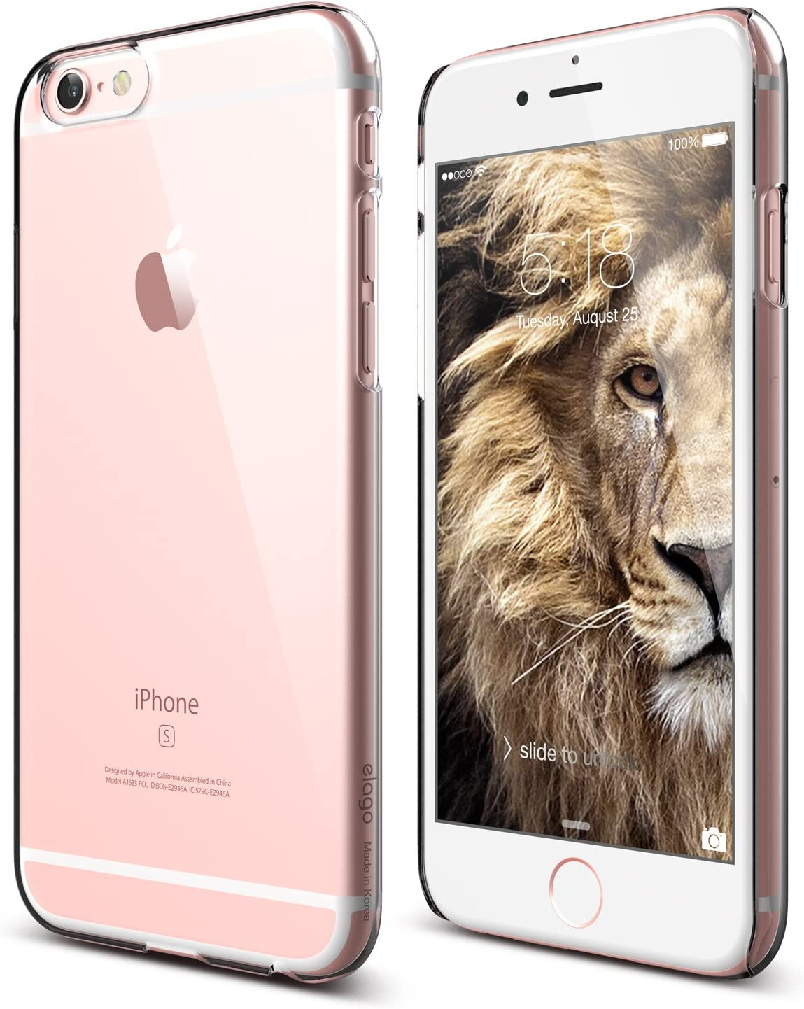 iPhone 6S Case elago S6 Slimfit2 The Frosted for 6 Year-end latest gift