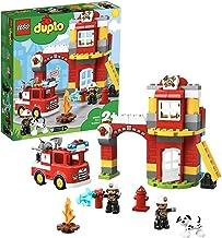 LEGO® - Duplo Rescue Parque de Bomberos, Juego de construcción de Aventuras en la Ciudad, (10903)