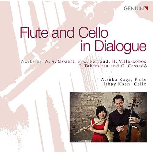 Flute & Cello in Dialogue
