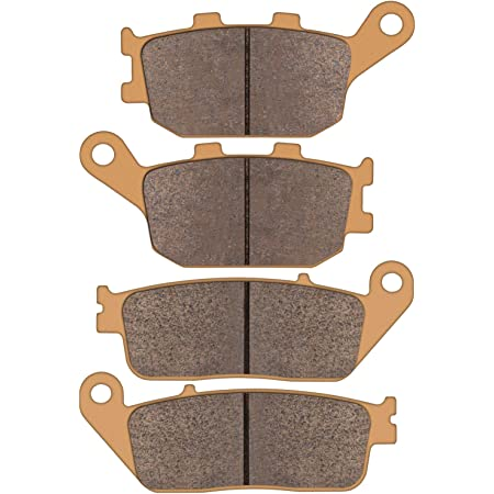 Front brake pads for Honda VT600 1994-99