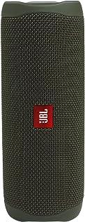 JBL FLIP 5 Portable Waterproof Speaker, Green