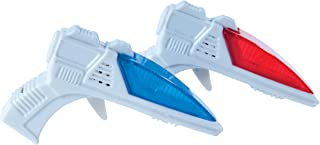 Westminster World's Smallest Space Guns, 2 Pack
