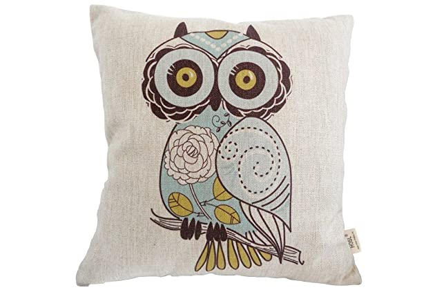 Best Owl Throw Pillows For Couch Amazon Com