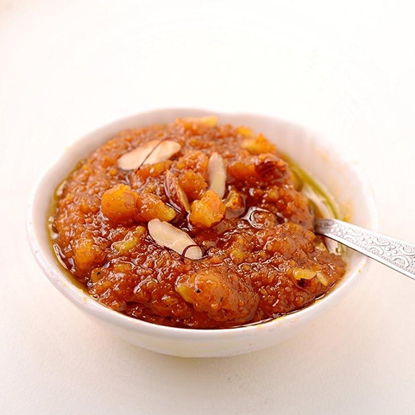 Kandoi Bhogilal Mulchand (Ahmedabad) Kesar Mohanthal Indian Sweet - 325 gm