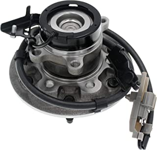 Dorman 951-842 Front Driver Side Wheel Bearing and Hub Assembly for Select Chevrolet/GMC/Isuzu Models