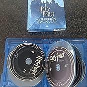 Harry Potter La Saga Completa Edi. Limit [Blu-ray]: Amazon.es ...