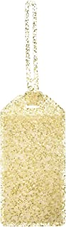 kate spade new york Off We Go Gold Glitter Luggage Tag