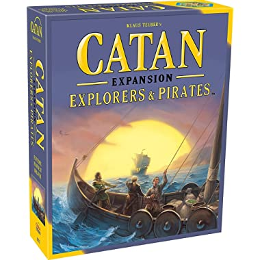 Catan Expansion - Explorers & Pirates