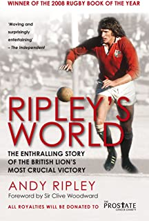 Ripley's World: The Enthralling Story of the British Lion's Most Crucial Battle (English Edition)