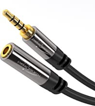 extension cable for a pc microphone headset