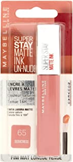 Maybelline MAY SSTAY MATTE INK BLfr/it/nl 65 SEDUC barra de labios - Barras de labios (21 mm 56 mm 125 mm 31 g)
