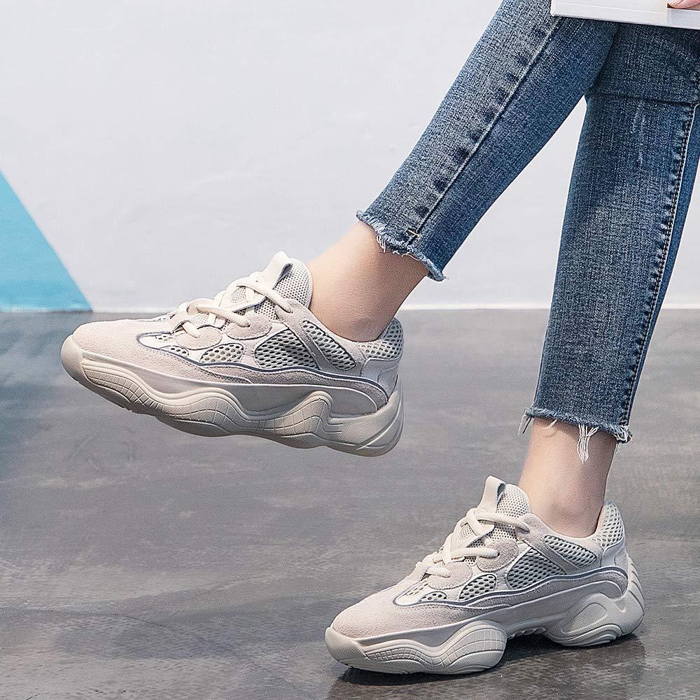 citydakhne新しいカジュアルスポーツの靴女性のカップルの靴古い暖かい靴の靴野生のランニングシューズの純赤ココナッツの靴の女性ulzzang8312