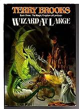 BTH-WIZARD-AT-LARGE (Magic Kingdom of Landover, Book 3)