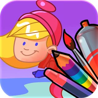 Lil Painter - Creative Coloring Book