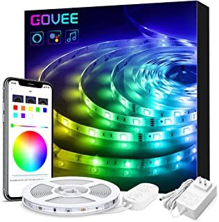 Smart LED Strip Lights Works with Alexa, Govee APP...
