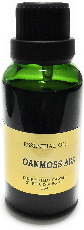 Oakmoss Absolute Pure Essential Oil - 1 oz-30 ml