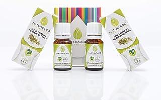 comprar comparacion Naturoleo Cosmetics - Árbol de Té BIO - Aceite Esencial 100% Puro Ecológico Certificado - 10 ml + 10 ml