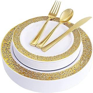 Best 100 piece dinner set Reviews