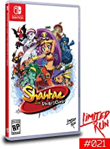 Shantae and the Pirate's Curse - Nintendo Switch