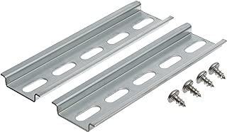 Integra DIN6 DIN Rail Kit, 2 Rails, 4 Screws, 6