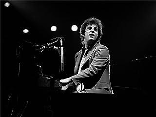 【音楽】ビリー・ジョエル ピアノマン シンガーソングライター アートプリントポスター MUSIC BILLY JOEL PIANO MAN SINGER SONGWRITER LV10436