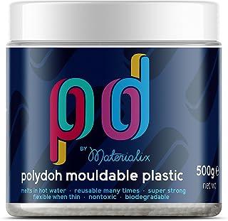 Polydoh plastique modelable (500g) [comme polymorph, plastimake, instamorph]