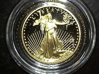 2005 5 dollar gold coin