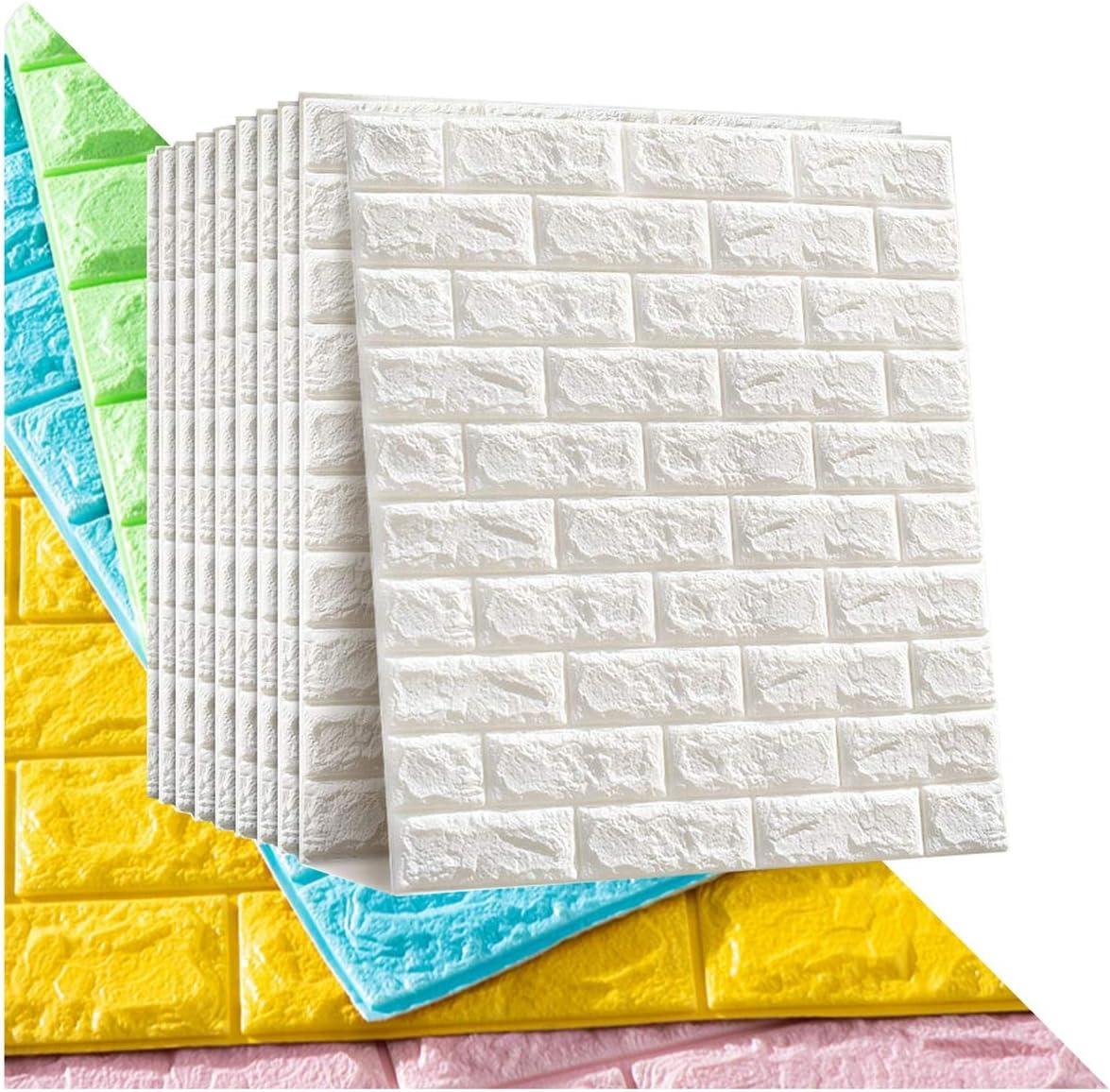 SS WANGZI 3D Tile low-pricing Wall Popular Brick Paper Panels,3D