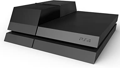 """Skywin PS4 Hard Drive Upgrade Cover - Playstation 4 Hard Drive Data Bank Enclosure - Replace Cover to Upgrade The Internal PS4 HDD with an External 3.5"""" HDD of Choice"""