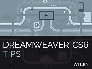 Dreamweaver CS6 Tips Season 1