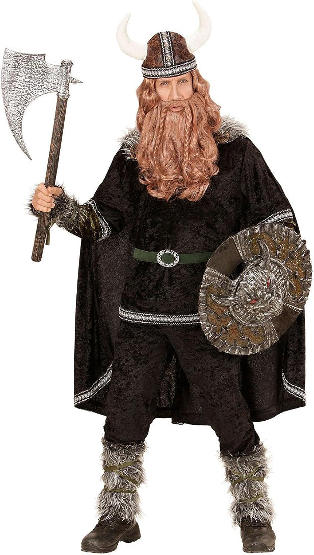Amakeo Costume da barbaro - M (IT 52)   Costume da Vi ngo Ragnar   Vestito da barbaro autoneval   Travestimento Vire