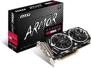 MSI Radeon RX 470 ARMOR 4G OC グラフィックスボード VD6181