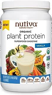 Best nutiva protein powder vanilla Reviews