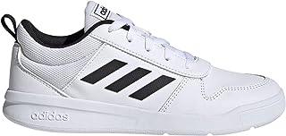 adidas Ten'saurus, Unisex Kids' Shoes, White (Ftwr White/Core Black/Ftwr White), 1 UK (33 EU)