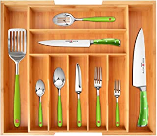 Best extra wide cutlery tray Reviews