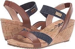 Sport Clovis Wedge Sandal