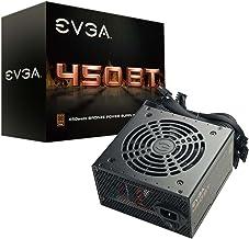EVGA 450 BT, 80+ Bronze 450W, 3 Year , Power Supply 100-BT-