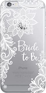 OTM Essentials Cell Phone Case for iPhone 8/7/6/6S - Lace Bride to Be