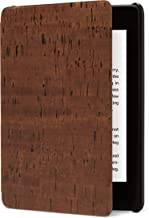 Kindle Paperwhite (10th Gen) premium water-safe cork leather cover - Brown