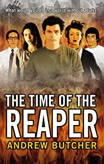 The Time Of The Reaper: Number 1 in series (Reapers)