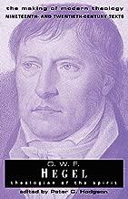 G.W.F. Hegel: Theologian of the Spirit (Making of Modern Theology)