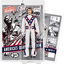 Evel Knievel 12 Inch Action Figures Series 1 Re-Issue: White Jumpsuit