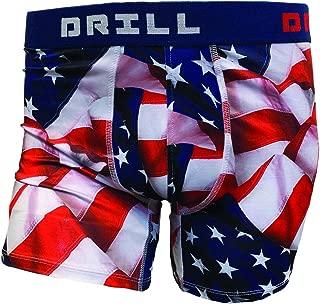 TSA Apparel Drill Men's Novelty Boxer Briefs