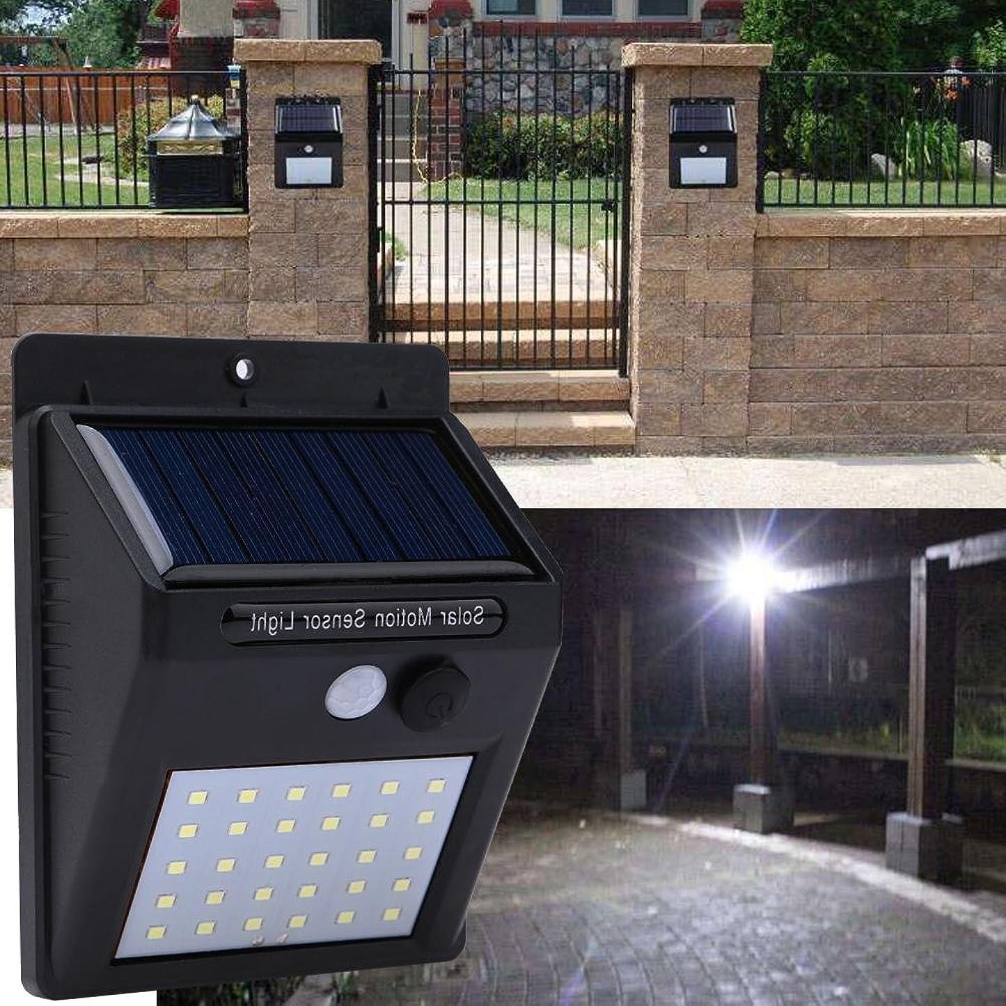 子羊幹明示的に2個 DiyStudio 40LEDセンサーライトLEDソーラー充電式 人体感知センサーライトソーラーライト 屋外 30灯高輝度LEDライト LED 壁掛けウォールライト 防水自動点灯 電気代ゼロ 配線工事不要 防犯グッズ