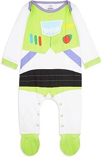 Toy Story Ropa Bebe Niño, Pijama Bebe de Buzz Lightyear, Body Bebe 100% Algodon, Pijama Entero Niño, Regalos para Bebes Niño 0-18 Meses